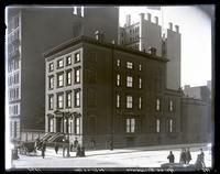 Astor residence, Fifth Avenue and 34th Street, New York City, 1898.