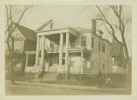 Gravesend: 1811 Voorhies Avenue, north side, between E. 18 Street and E 19 Street, Sheepshead Bay, 1924.