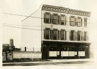 Flatbush: 364 and 366 Malbone Street, 1922.