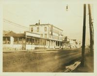 Gravesend: Bay View Hotel, Emmons Avenue, northwest corner of Sheepshead Bay Road, Sheepshead Bay, 1923.