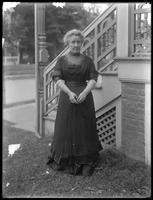 Full-length portrait of Mrs. McGovern, August 1911.