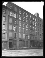 3 - 5 & 7 Vestry Street, New York City, undated.