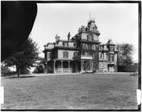 Staten Island: Anson Phelps Stokes House, between Hamilton Avenue and St. Mark's Place near Phelps Place, undated.