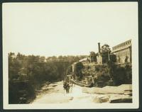 Clinton County: Ausable Chasm, west of Lake Champlain, July 1925