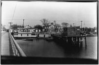 Brooklyn: Morson's dock and Boyles, Sheepshead Bay (?), undated (ca. 1905).