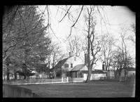 Unidentified Dutch Colonial house, undated.