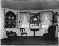 Bayshore, New York: sitting area, Sagtikos Manor House, undated.