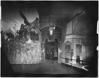 Manhattan: interior, Eden Musee, undated.