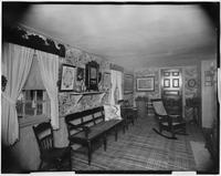 Bayshore, New York: sitting room, Sagtikos Manor House, undated.