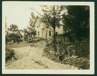 Fleischmanns: Barrett Cottage, Catskill Mountains, July 1925.