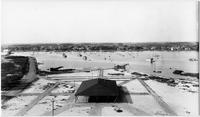 Brooklyn: high-angle view looking north from the Manhattan Beach Hotel, undated (ca. 1905). Racetrack visible in center.