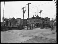 Elmhurst train station, Elmhurst, Queens, March 27, 1921.