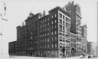 Manhattan: Buckingham Hotel, Fifth Avenue and E. 50th Street, undated (ca. 1905).