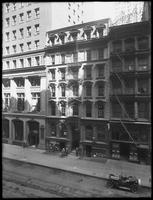 157 Broadway in the afternoon, New York City, undated. Photographed for Joseph P. Day.