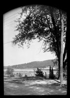 Manhasset / Roslyn / Little Neck / Douglaston / Alley Road, Long Island: [distant view of an unidentified bay at low tide, undated.]
