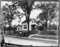 Bronx: unidentified Victorian cottage, undated.