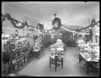 Interior view, rear to front, of the United Electric Light & Power Company [W. 138th Street and Hamilton Place?], New York City, December 17, 1914.