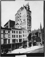 Manhattan: the New Amsterdam Theatre, undated.