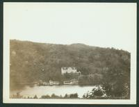 Fleischmanns: Lake Switzerland, Catskill Mountains, July 1925.