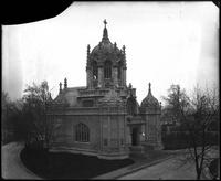 Brooklyn: the chapel at Greenwood Cemetery, undated.