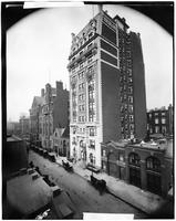 Brooklyn: Touraine Hotel, 21 Clinton Street between Fulton Street and Pierrepont Street, undated.