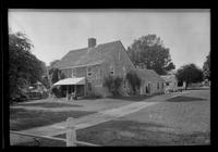Amagansett / Wainscott, Long Island: [Jedidiah Conklin House, north side of Main Street, 1923.]