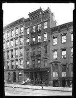 136 E. 28th Street, New York City, undated (ca. 1920).