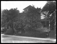 17 Maple Place, Rockaway Beach [i.e. Richmond Hill?], Queens, undated [ca. 1914]. Photographed for Joseph P. Day.