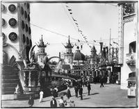 Brooklyn: Luna Park, Coney Island, 1908.