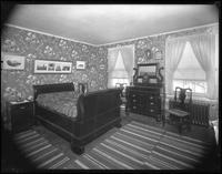 Bayshore, New York: interior bedroom, Sagtikos Manor House, [1902].