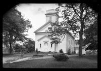 Little Neck: [Zion Episcopal Church, Little Neck, undated. Destroyed by fire, Christmas Eve 1924.]