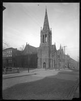 Brooklyn: Dr. Nelson's Memorial Presbyterian Church, Seventh Avenue and St. John's Place, undated.