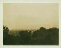 Livingston County: view from Jackson's Hotel and Health Resort, Dansville, July 1925.