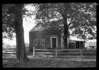 Amagansett / Wainscott, Long Island: [W.B. Hand (?) House, north side of Main Street, undated.]