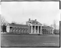 Brooklyn: Parks Department Building, Parade Ground, Prospect Park, 1909.