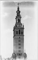Manhattan: Madison Square Garden tower, undated.