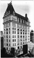 Manhattan: Fidelity Casualty Company, on Church Street between Liberty Street and Cedar Street, undated (ca. 1905).