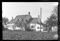 Unidentified Dutch Colonial house with additions, undated.