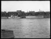Coal pier, Central Railroad of New Jersey, Communipaw Terminal, 1912.