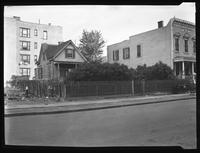 2028 Lafontaine Avenue, Bronx, undated (ca. 1920). Photographed for Joseph P. Day.