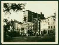 Albany: State Street, view of the Wellington Hotel, July 1926.