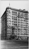 Manhattan: Hotel Savoy, southeast corner of Fifth Avenue and 59th Street, undated (ca. 1905).