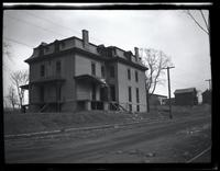 Long Island City: [Ditmars property, Ditmars Avenue north of the New York Connecting Railroad Bridge {Hell Gate Bridge), Astoria, 1922.]