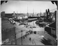 Brooklyn: Atlantic docks, undated.