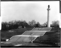 Brooklyn: Prison Ship Martyr's Monument, Fort Greene Park, 1909.