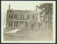 Coxsackie: Wheeler House, April 1923.