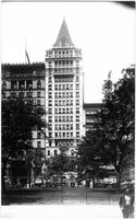 Manhattan: Home Life Insurance Company, 256 Broadway opposite City Hall Park, undated.