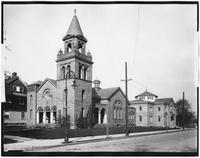 Brooklyn: Grace Reformed Church, Bedford Avenue and Lincoln Road, undated.