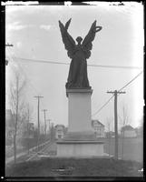 Flushing: Civil War soldiers' monument, undated.