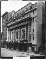 Manhattan: the Lyceum Theatre, 149 W. 45th Street, undated [ca. 1904].
